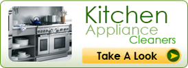 Kitchen Appliance Cleaners
