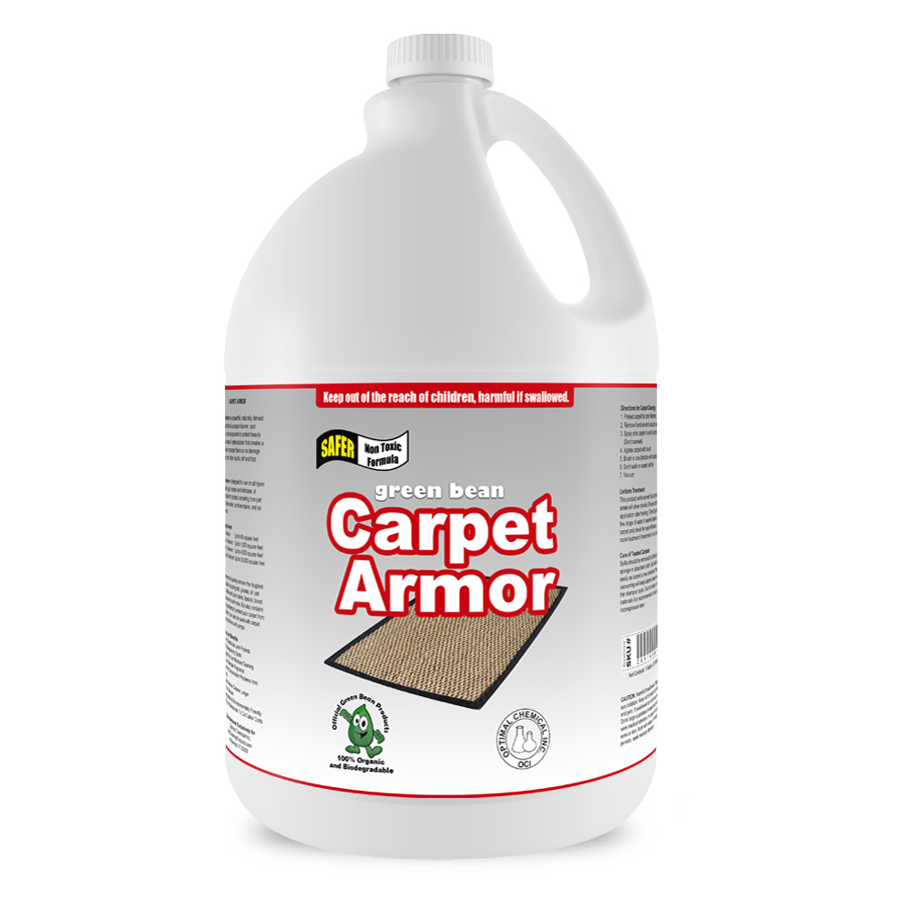 carpet armor non toxic carpet protector 1 gallon. Black Bedroom Furniture Sets. Home Design Ideas